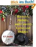 Redneck, Hillbilly and Country Lyrics...