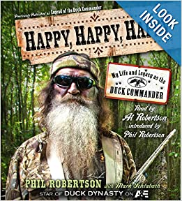 Phil Robertson Duck Dynasty Books