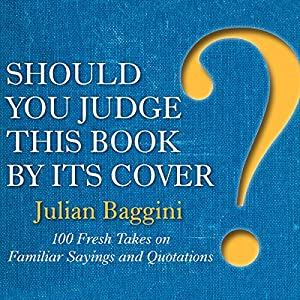 Should You Judge This Book by Its Cover? Audiobook