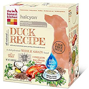The Honest Kitchen Halcyon Dehydrated Dog Food  Lb