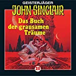 Das Buch der grausamen Träume (John Sinclair 20) | Jason Dark