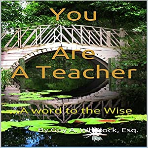 You Are a Teacher Audiobook