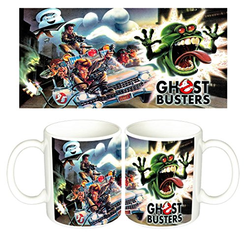 Ghostbusters Bill Murray Dan Aykroyd C Tazza Mug