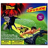 Slip d Slide:Wham-O Batman slide N Slide drinking water Slide