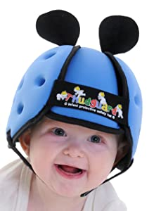 Thudguard Baby Safety Helmet - Blue