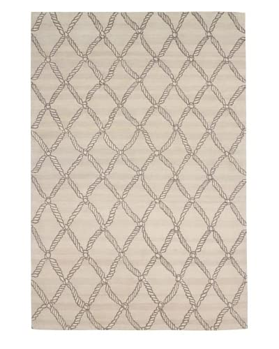 Campion Platt Big Catch Rug, Grey, 6' x 9'