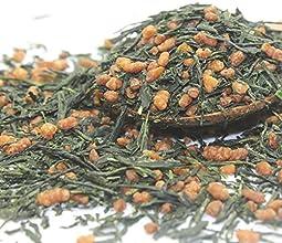 Imperial Gyokuro Genmaicha Japanese Loose Leaf Green Tea Organic 35oz  100g