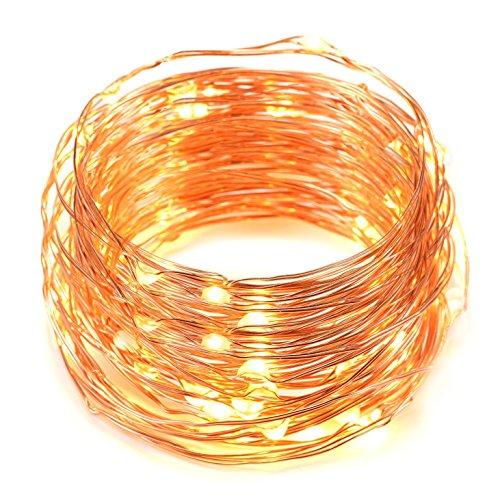 kohree-usb-kupfer-draht-sternen-lichterketten-licht-dekolichterkette-100-led-10m-fur-garten-hochzeit