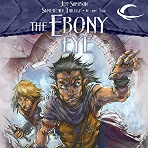 The Ebony Eye: Dragonlance: The New Adventures: Suncatcher Trilogy, Book 2 | [Jeff Sampson]
