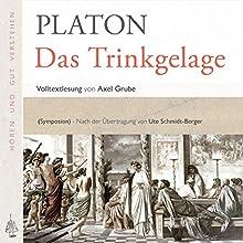 Das Trinkgelage Hörbuch von  Platon Gesprochen von: Axel Grube