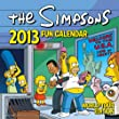 The Simpsons Fun Calendar 2013