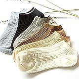 ZSMP(ズィーエスエムピー) レディースソックス フットカバー くるぶし丈 スニーカーソックス 靴下セット Ladies Socks Collection
