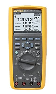 Fluke 289 RMS Multimeter Review
