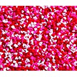 Wilton Micro Hearts Sprinkle Mix Bottle, 3-1/2-Ounce