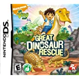 Go, Diego, Go!: Great Dinosaur Rescue - Nintendo DS