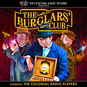 The Burglars' Club, Volume 1 Radio/TV Program
