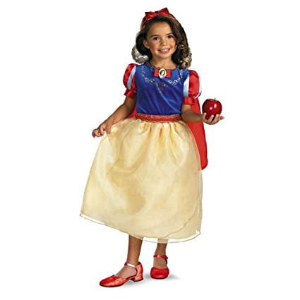 Snow White Costumes for Girls