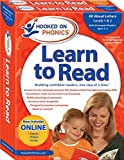 img - for Hooked on Phonics Learn to Read - Levels 1&2 Complete: All About Letters (Early Emergent Readers | Pre-K | Ages 3-4) (Hooked on Phonics: Learn to Read Complete) book / textbook / text book
