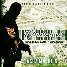 Vindicated (       UNABRIDGED) by Tasha Macklin Narrated by Mr. Gates
