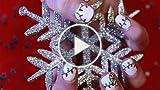 How to Do Fairy Lights Nail Art