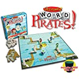 DICEcapades Word Pirates Board Game with Free Dice Cup