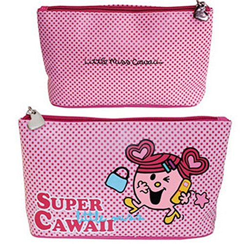 Little Miss Super Cawaii-Trousse per trucchi