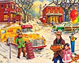 Coca-Cola Hometown Jigsaw Puzzle