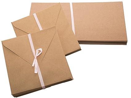 papermania karten quadratisch 13 5 cm kraftpapier. Black Bedroom Furniture Sets. Home Design Ideas