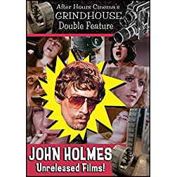 John Holmes Unreleased Films Grindhouse Double Feature