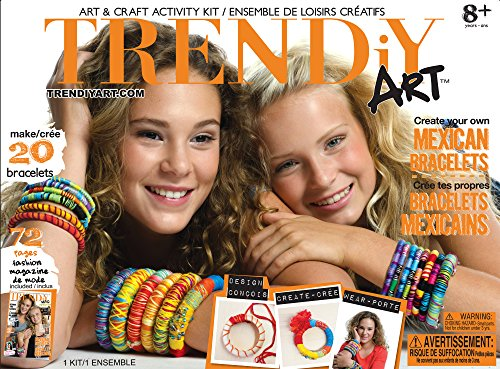 Trendiy Art Mexican Bracelets