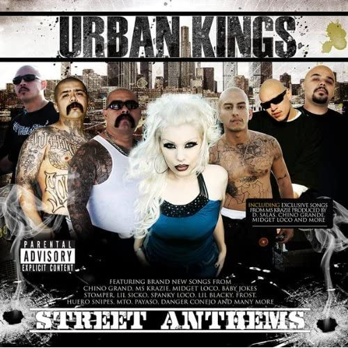 chicana rappers