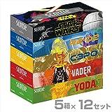 日本製紙クレシア スコッティ ティッシュペーパー スターウォーズ(STAR WARS)5箱×12 (60箱) 41267