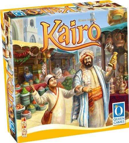 Asmodee - QGKA01 - Jeu de stratégie - Kairo
