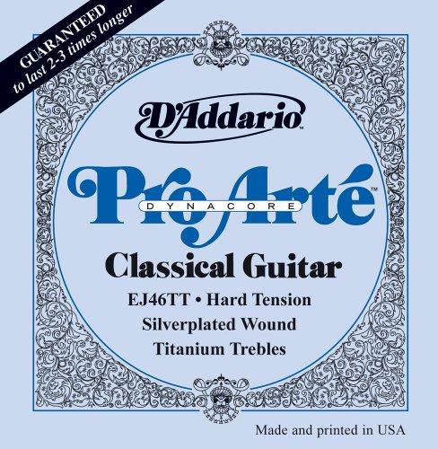 D'Addario EJ46TT ProArte DynaCore Classical Guitar