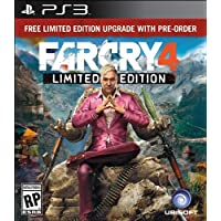 Far Cry 4 Limited Edition - PlayStation 3