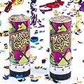 Mardi Gras Party Poppers (1 dz)