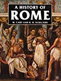 A History of Rome (0333278305) by M. Cary