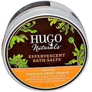 Hugo Naturals Effervescent Bath Salts Parent