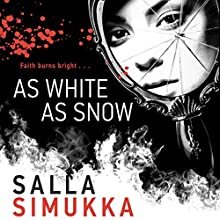 As White As Snow (       UNABRIDGED) by Salla Simukka Narrated by Amy McFadden