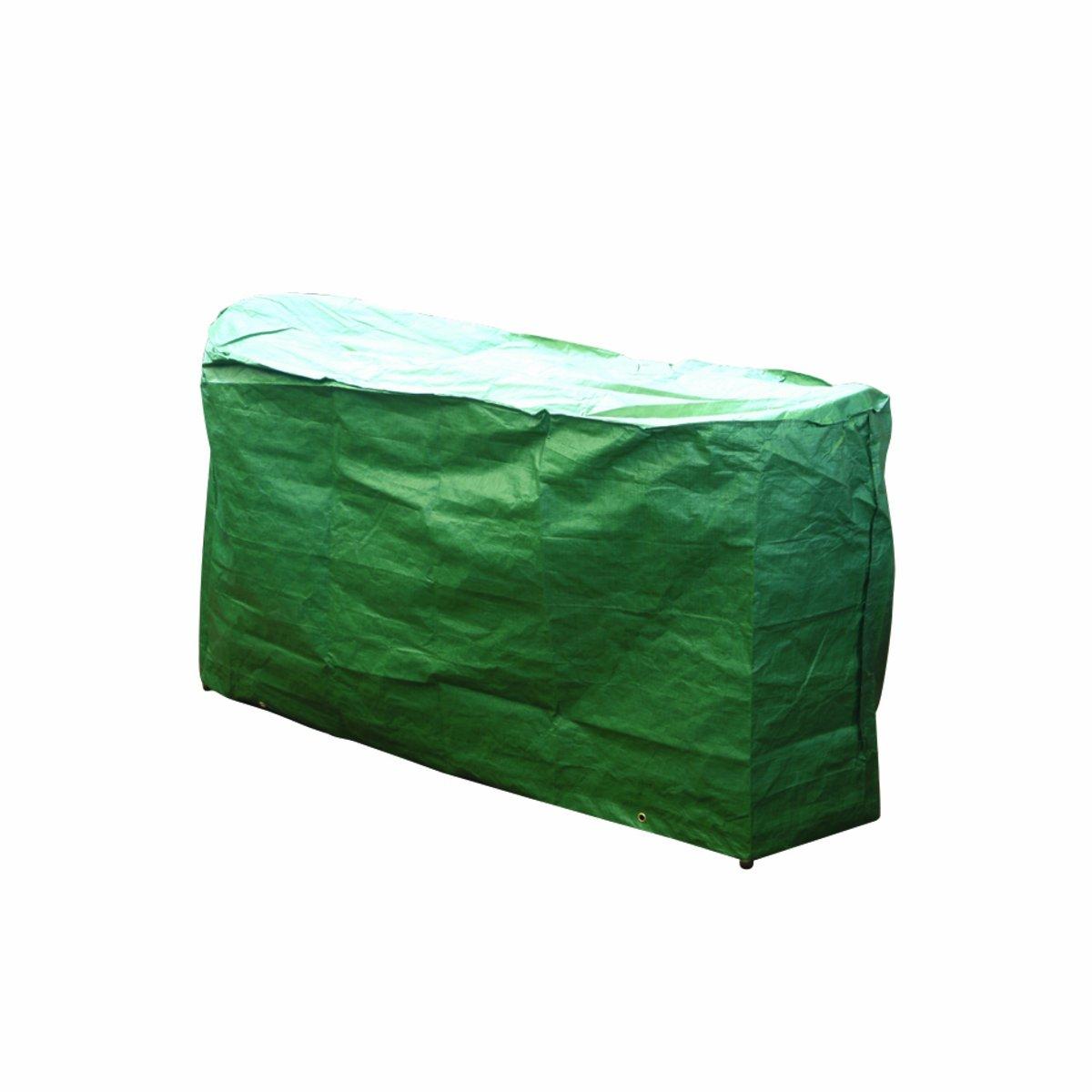 Polyethylene Schutzhülle für Gartenmöbel - Schutzhülle für Bistrositze - 2 Sitze