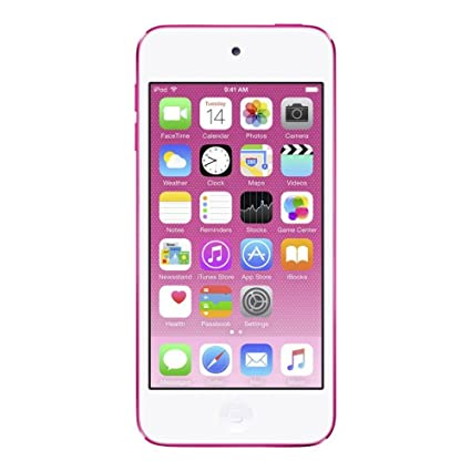 Apple 64GB Lecteur MP3 Rose