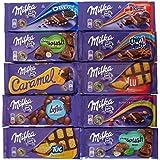 Mixed Sweets - 10 Parts, with Rare Milka Variations, 954g