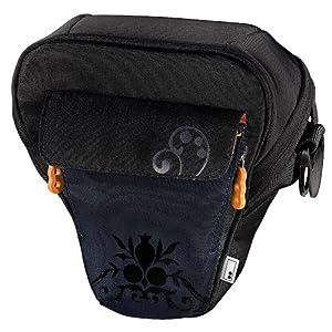 Hama AHA 110 Colt DSLR Camera Holster Bag - Scroll
