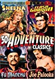 Cover art for  &#039;50s TV Adventure Classics