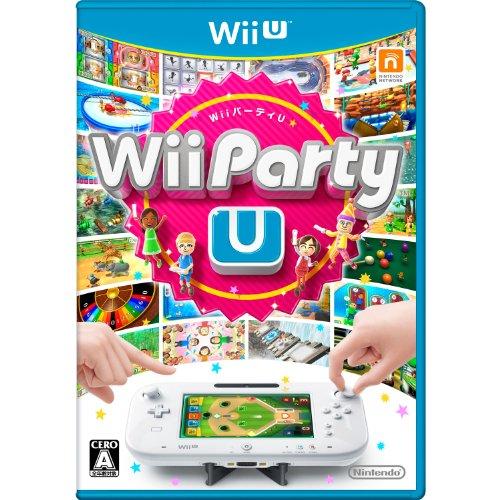 【ゲーム 買取】Wii Party U