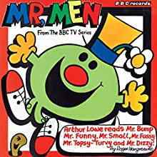 Mr Men: Vintage Beeb (       UNABRIDGED) by Roger Hargreaves Narrated by Arthur Lowe