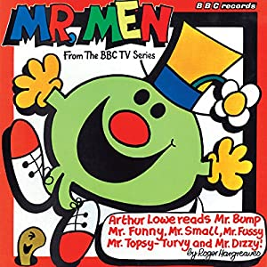 Mr Men Audiobook