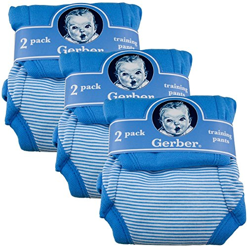 Gerber Potty Training Pants, 3 Pack (Gerber Training Pants 4t compare prices)