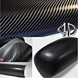 Carbon Fiber Molding Stickers Vehicle