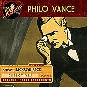 Philo Vance, Volume 3 |  Frederick W. Ziv Company